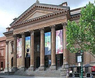 North Central Victoria - Image: Bendigo Capital Theatre