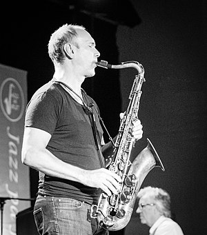 Bendik Hofseth - Image: Bendik Hofseth Jazz på Jølst 2017 (203341)