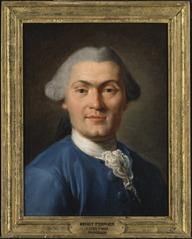 Bengt Ferrner, 1724-1802