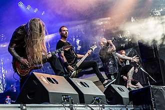 Benighted - Benighted live at Rock unter den Eichen 2017