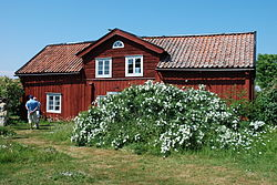 Bergshamra, Norrtlje kommun - Wikiwand