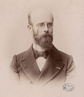 Edgar Bérillon French physician & psychiatrist