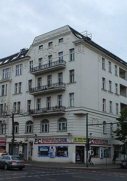Kirchstraße in Berlin