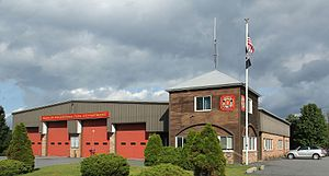 Berlin, Vermont - The Volunteer Fire Department for Berlin