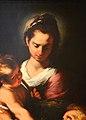 Bernardo strozzi, madonna col bambino e san giovannino, 1615-18, 02.JPG