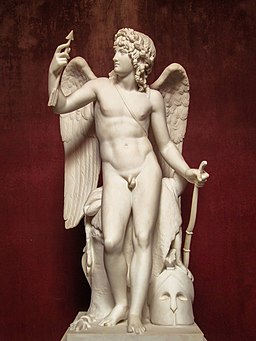 Bertel Thorvaldsen - Cupid