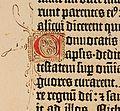 Biblia de Gutenberg, 1454 (Letra C) (21809324526).jpg