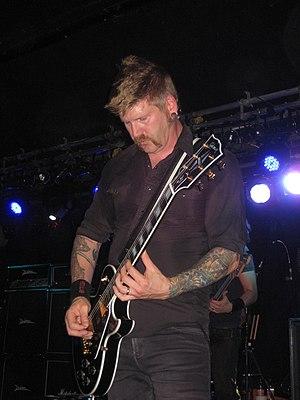 Bill Kelliher - Bill Kelliher performing in 2011.