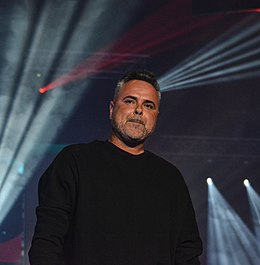 Billboard Latin Music Showcase Chile 2018 - Juan Magán - 02.jpg