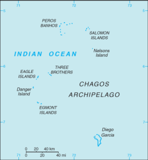 Geography of the British Indian Ocean Territory