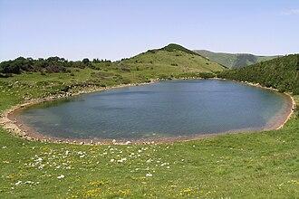 Bjelasica - Lake Ursulovačko