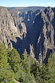 Black Canyon of the Gunnison National Park - Summer Morning View on the Oak Flat Trail.jpg