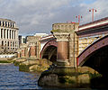 Blackfriars Bridge, 15 December 2012 (8290291299).jpg