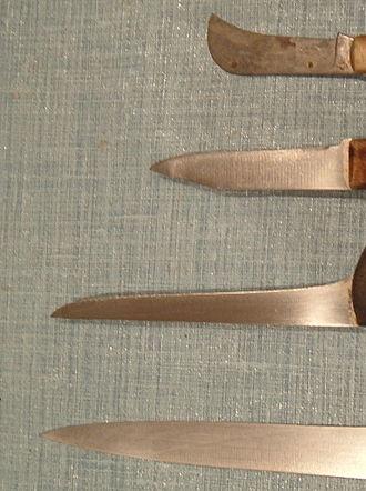 Blade - Knife blades