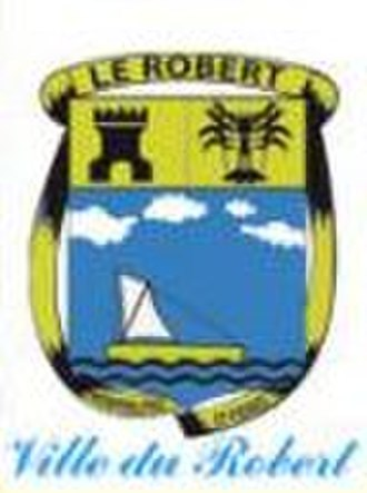 Le Robert - Image: Blason ville du ROBERT