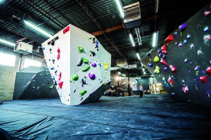 Walltopia - Climbing Wall in Canada