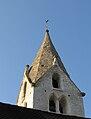 Bludesch Kirche St. Nikolaus Kirchturmspitze1.jpg