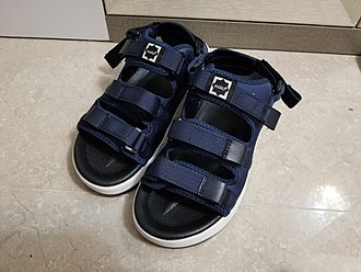 Sandal - A pair of men's sandals