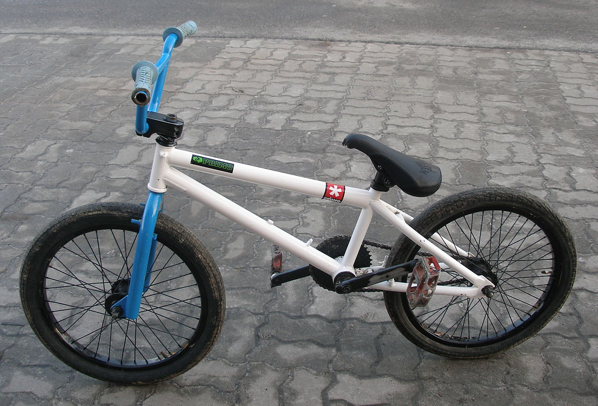 Bmx Bike Wikipedia