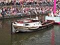 Boat 32 NPO FunX, Canal Parade Amsterdam 2017 foto 5, sleepboot Jacobus ENI 02323035.JPG
