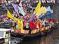 Boat 37 Upstream Amsterdam, Canal Parade Amsterdam 2017 foto 3.JPG