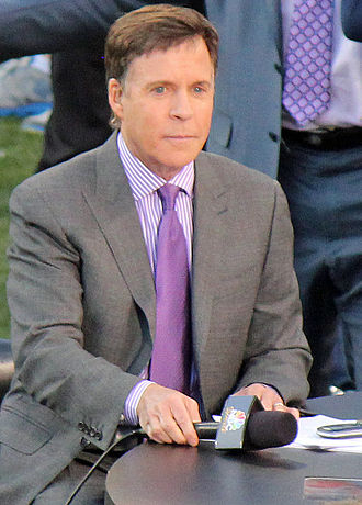 NBC Sports - Bob Costas, NBC Sports' primary studio and Olympics host