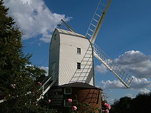 Bocking Windmill - Image: Bocking mill