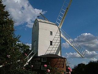 Bocking Windmill Grade I listed windmill in Braintree, United Kingdom