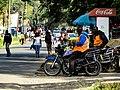 Boda boda bikers at a stage.jpg