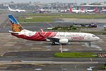 Boeing 737-8HJ, Air-India Express JP7279145.jpg