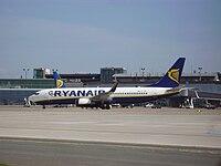 EI-DPJ - B738 - Ryanair