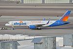 Boeing 757-204(w) 'N902NV' Allegiant (28635959790).jpg