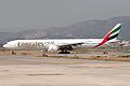 Boeing 777-31H ER Emirates A6-EGK (7815740672).jpg