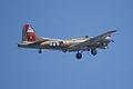 Boeing B-17G-85-DL Flying Fortress Nine-O-Nine Arrival Pass 11 CFatKAM 09Feb2011 (14797315037).jpg