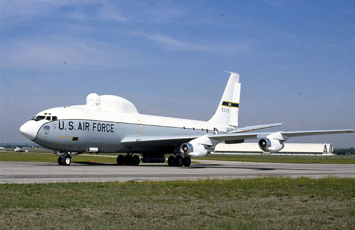 Boeing NC-135 - Wikipedia