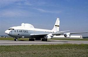 Boeing NC-135 - NKC-135A Airborne Laser Lab