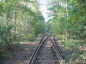 Hakenfelde - Image: Boetzowbahn spandau
