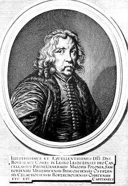 Boguslaw Leszczynski