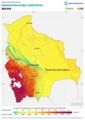 Bolivia GHI Solar-resource-map lang-ES GlobalSolarAtlas World-Bank-Esmap-Solargis.png