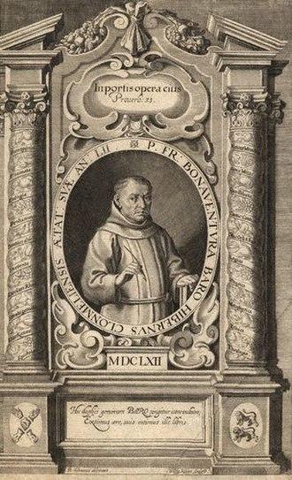 Bonaventure Baron - Friar Bonaventure Baron, O.F.M.