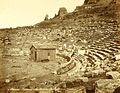 Bonfils, Félix (1831-1885) - Athens - Theater of Dyonisus about 1868-1875.jpg