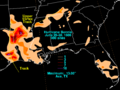 Bonnie 1986 rainfall.png