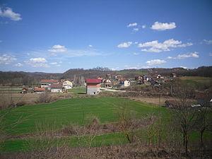 Borkovići - Image: Borkovići