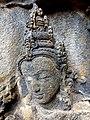 Borobudur - Divyavadana - 080 N, The Ministers deceive King Sikhandi (detail 4) (11705928305).jpg