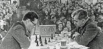 Mikhail Botvinnik - Botvinnik vs Lasker in 1936