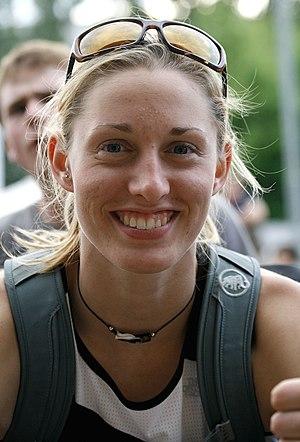 Alex Johnson (climber) - Alex Johnson at the 2010 Bouldering World Cup in Vienna