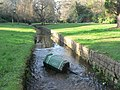 Bournemouth Gardens, litter bin littering - geograph.org.uk - 669526.jpg