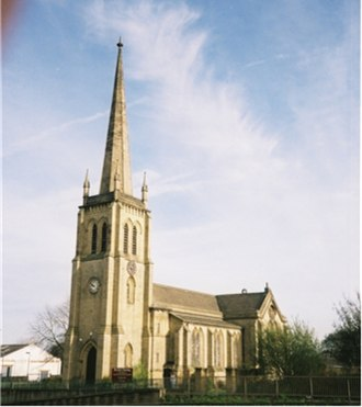 East Bowling - Image: Bowling St Johns church