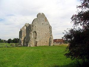 Boxgrove Priory - Boxgrove Priory Ruins