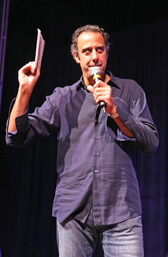 Brad Garrett - Garrett in May 2007